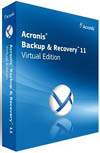 5% off Acronis Backup & Recovery 11.5 Virtual Edition for RHEV